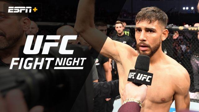 UFC Fight Night Post Show: Rodriguez vs. Stephens