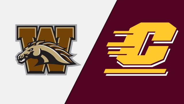 Western Michigan vs. Central Michigan