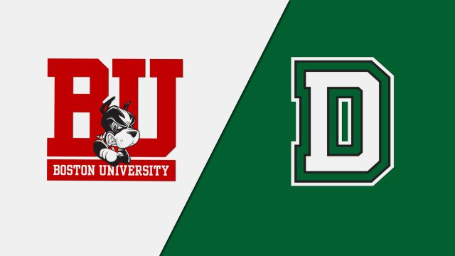 Boston University vs. Dartmouth (M Basketball)