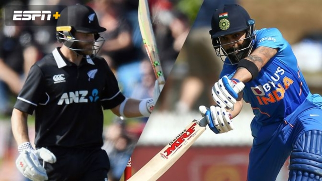 New Zealand vs. India (2nd ODI)