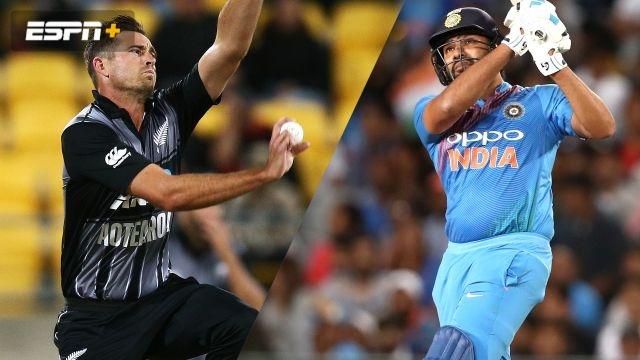 New Zealand vs. India