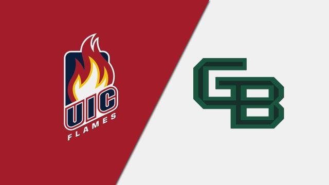 UIC vs. Green Bay (Semifinal #1) (Horizon League Women's Volleyball Championship)