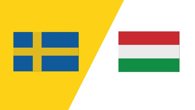 Sweden vs. Hungary (2018 FIL World Lacrosse Championships)