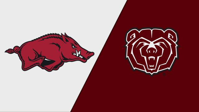 #8 Arkansas vs. Missouri State (Baseball)
