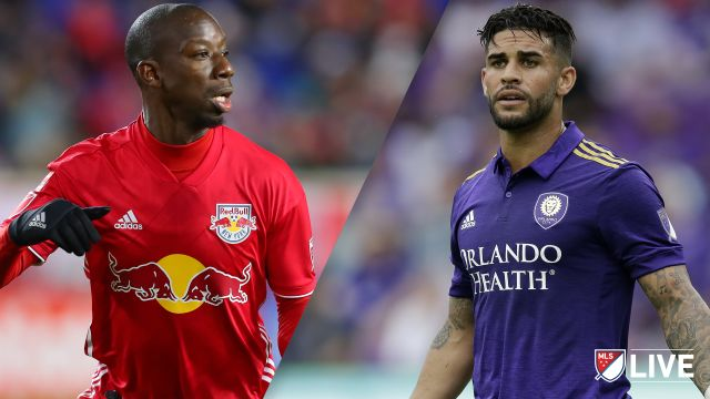 New York Red Bulls vs. Orlando City SC