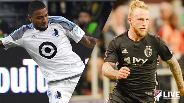 Minnesota United FC vs. Sporting Kansas City