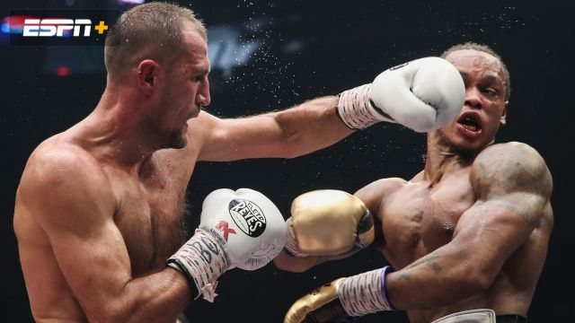 Kovalev vs. Yarde Main Event