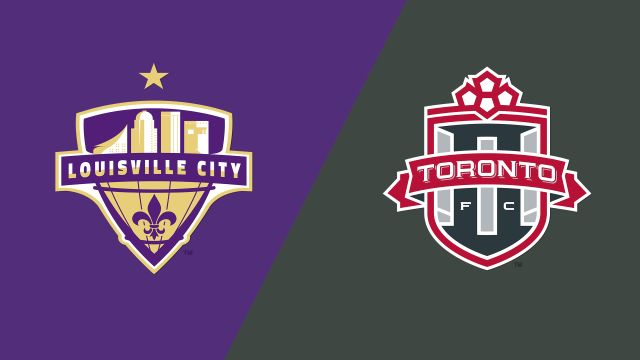 Louisville City FC vs. Toronto FC II