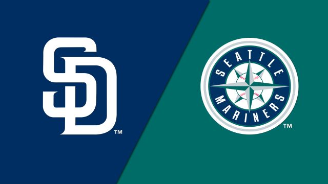 San Diego Padres vs. Seattle Mariners