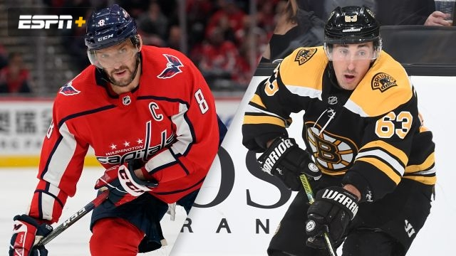 Washington Capitals vs. Boston Bruins