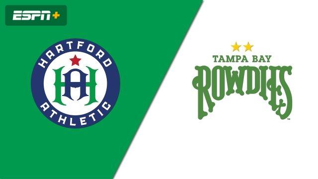 Hartford Athletic vs. Tampa Bay Rowdies (USL Championship)