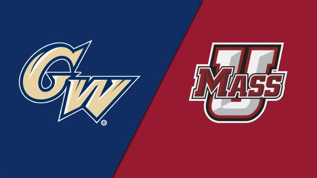 George Washington vs. UMass (W Basketball)