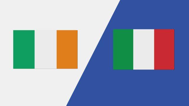 Ireland vs. Italy (2018 FIL World Lacrosse Championships)
