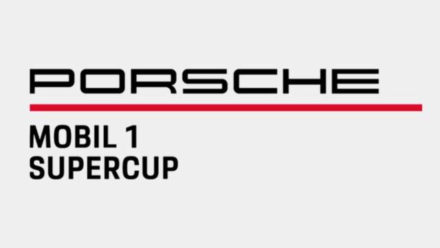 Porsche Supercup Series Belgium Practice