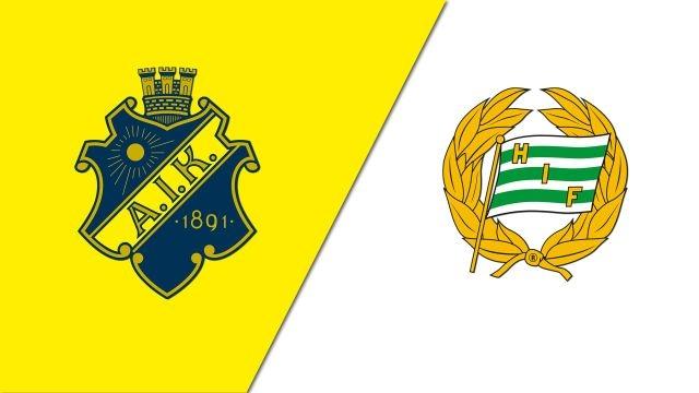 AIK Fotboll vs. Hammarby IF (Allsvenskan)