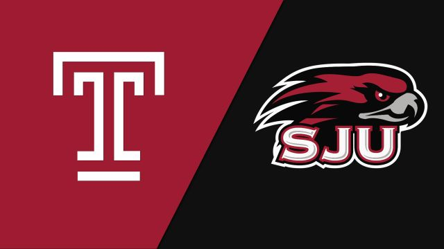 Temple vs. Saint Joseph's (W Lacrosse)
