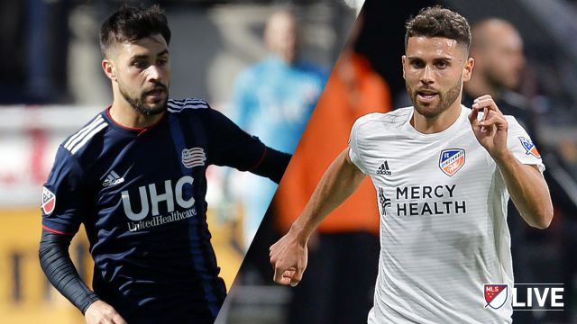 New England Revolution vs. FC Cincinnati