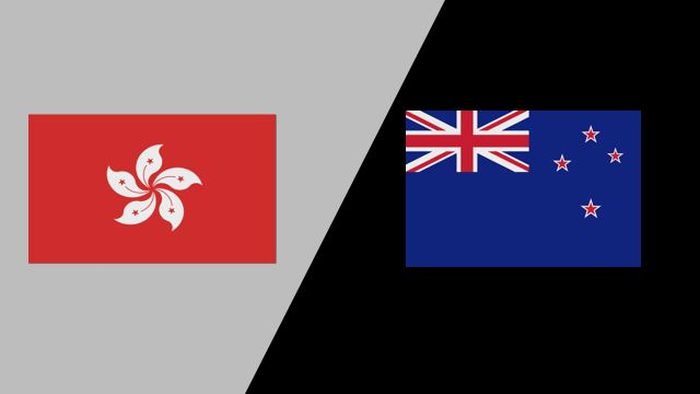Hong Kong vs. New Zealand (FIBA World Cup 2019 Qualifier)