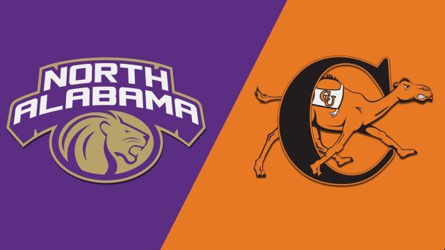 North Alabama vs. Campbell (Football)