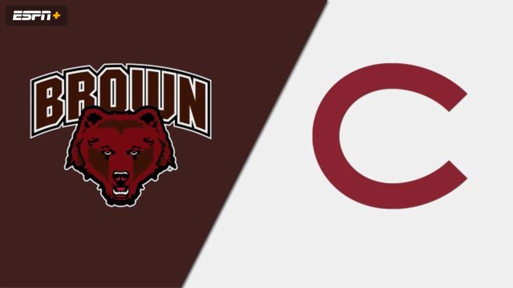 Brown vs. Colgate (M Hockey)