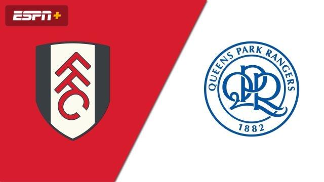 Fulham vs. Queens Park Rangers (English League Championship)