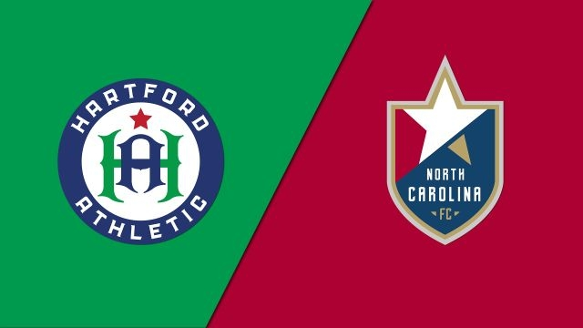Hartford Athletic vs. North Carolina FC (USL Championship)