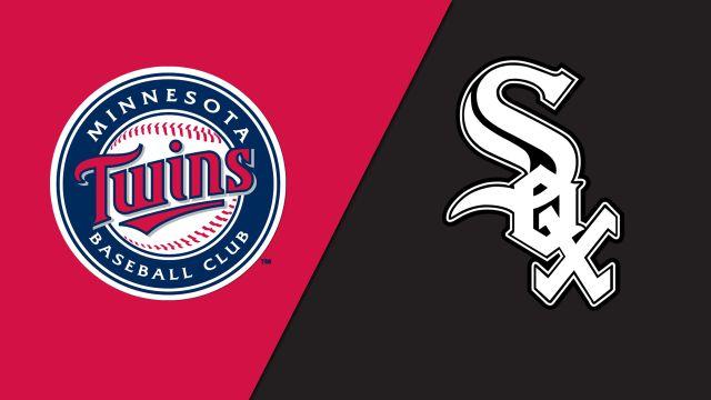 Minnesota Twins vs. Chicago White Sox