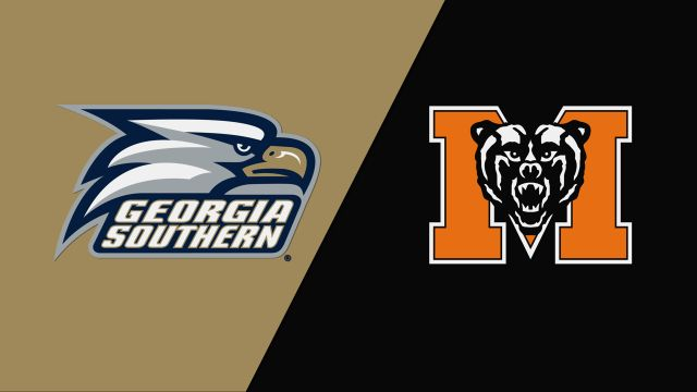 Georgia Southern vs. Mercer (Baseball)