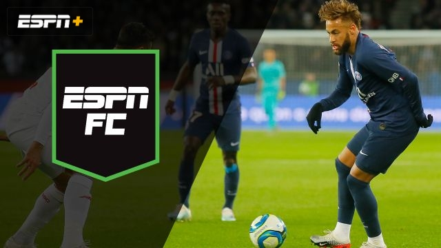 Fri, 11/22 - ESPN FC: Neymar returns to PSG
