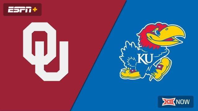 Oklahoma vs. Kansas (W Volleyball)