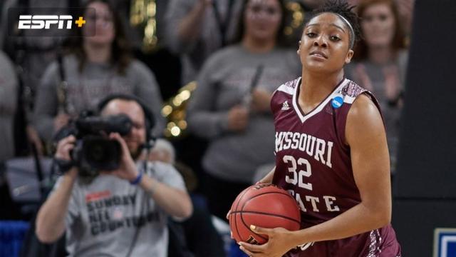 #21 Missouri State vs. Bradley (W Basketball)