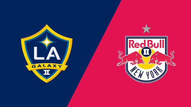 LA Galaxy II vs. New York Red Bulls II