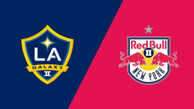 LA Galaxy II vs. New York Red Bulls II