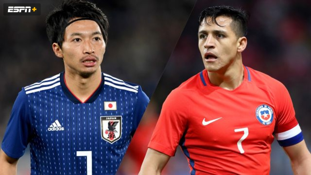 Japan vs. Chile (Group Stage) (Copa America)