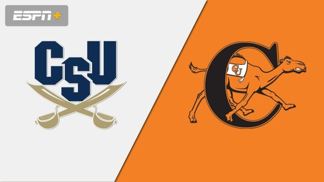Charleston Southern vs. Campbell (Quarterfinal) (W Volleyball)