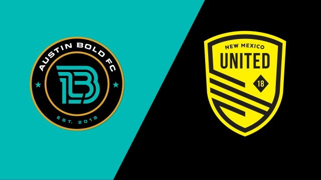 Austin Bold FC vs. New Mexico United (USL Championship)