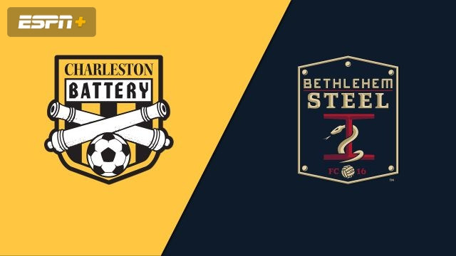 Charleston Battery vs. Bethlehem Steel FC (USL Championship)