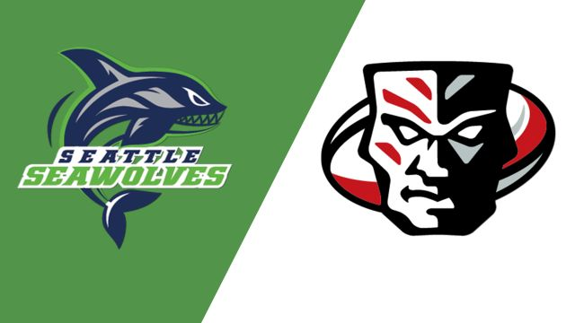 Seattle Seawolves vs Utah Warriors (Major League Rugby)