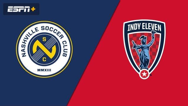 Nashville SC vs. Indy Eleven (USL Championship)