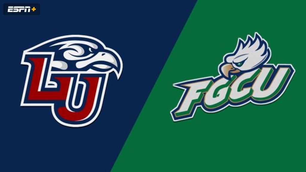 Liberty vs. Florida Gulf Coast (M Basketball)