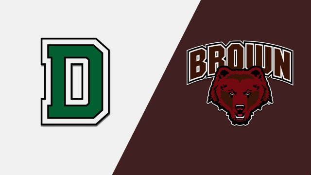 Dartmouth vs. Brown (M Basketball)