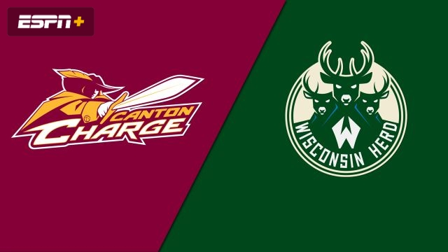 Canton Charge vs. Wisconsin Herd