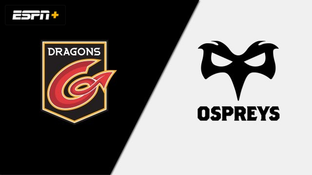 Dragons vs. Ospreys (Guinness PRO14 Rugby)