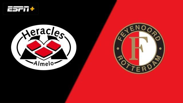 Heracles Almelo vs. Feyenoord (Eredivisie)