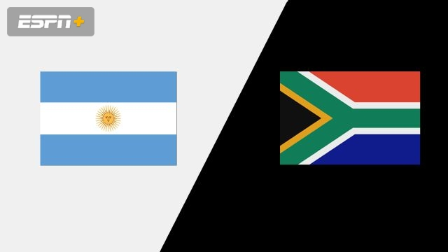 Argentina vs. South Africa (The Rugby Championship)