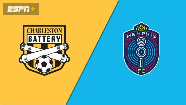 Charleston Battery vs. Memphis 901 FC (USL Championship)