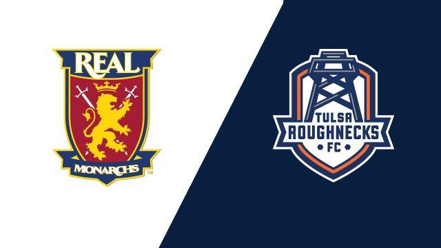 Real Monarchs SLC vs. Tulsa Roughnecks FC