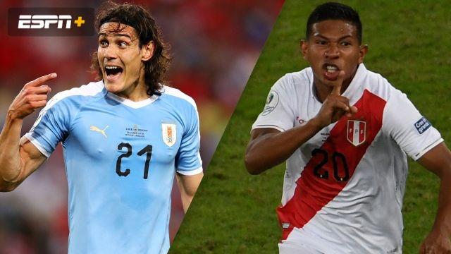 Uruguay vs. Peru (Quarterfinal) (Copa America)
