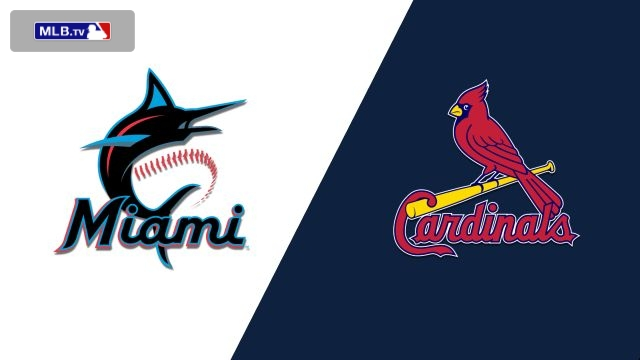 Miami Marlins vs. St. Louis Cardinals