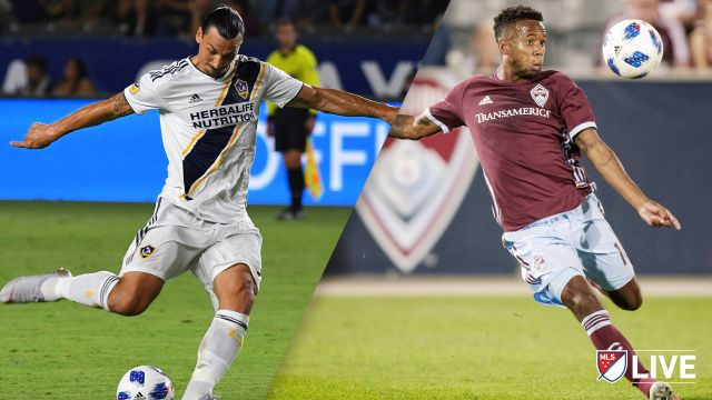 LA Galaxy vs. Colorado Rapids